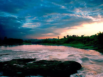 普驰达岭 | 向河流致敬