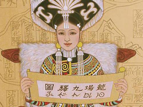 奢香夫人:胜得十万雄兵的女政治家