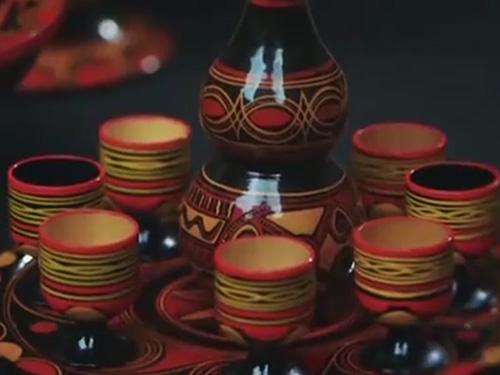 喜德彝族漆器:历经57代人1600年历史