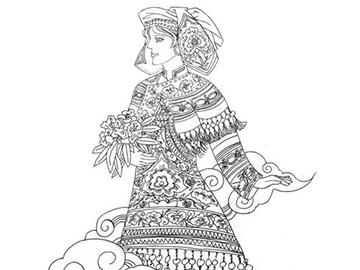 彝族女神咪依噜的前世今生