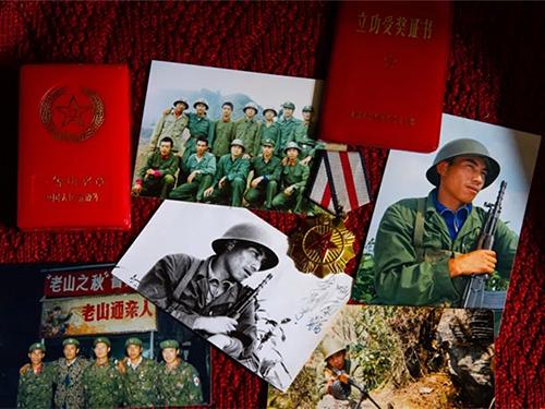 越战雄鹰杨里古,泸沽湖畔走出的战斗英雄