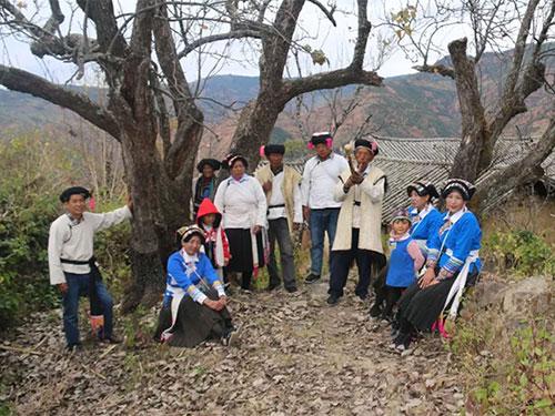 永胜县六德双河:他留文化生态保护区