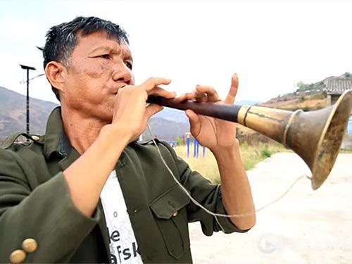 昌宁腊罗巴唢呐:彝家人的乡愁和文化传承