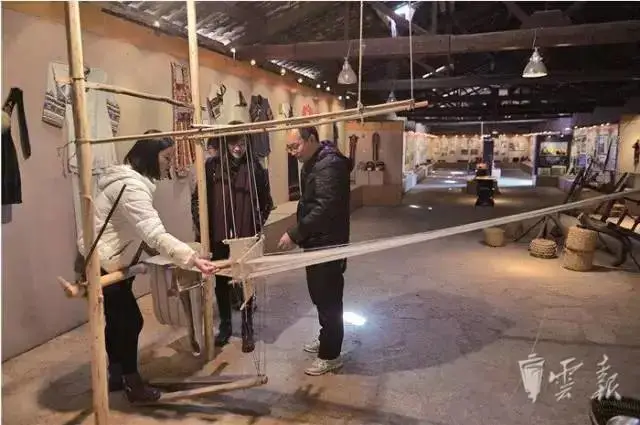 文产坐标 独一无二的糯黑民族博物馆