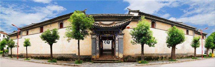 (永仁县非物质文化遗产传承展示中心)