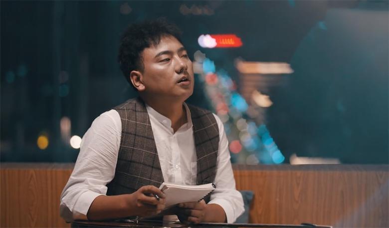 海来阿木:《你的万水千山》MV