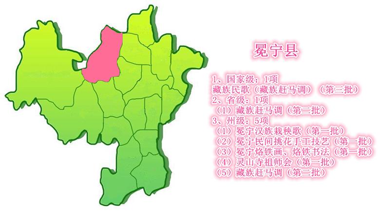冕宁县非遗项目