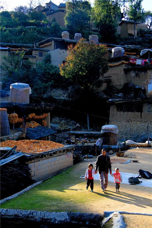 云南泸西城子:土掌房的终极标本