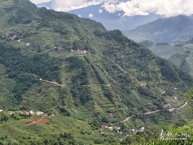 罗玛村通村路