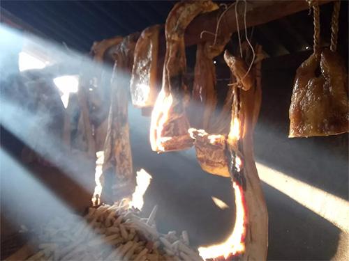 武定彝族密且人的饮食文化之肉食习俗