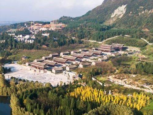 贵州宣慰府——全省最大的彝族仿古建筑