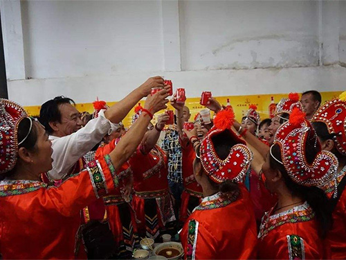 概谈彝族酒文化与彝族酒的起源