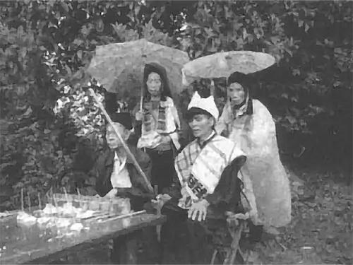 吴晓东:广西那坡县达腊彝族跳弓仪式调查报告