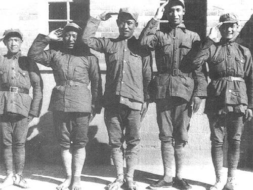 老红军阿尔木呷话长征:红军是彝民的亲人