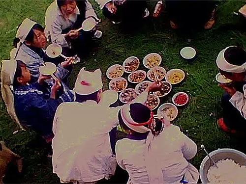 浅谈赫章彝族丧祭礼仪习俗(纪实)