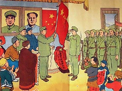首次披露中国人民解放军彝民团史实的专著《彝民团》
