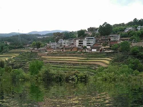 彝族密岔村图像志(四):武定县干河胡家村