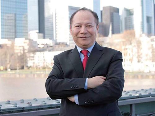 德国华人杨明(彝族)出任欧洲经济参议院副主席