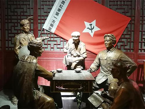 彝海结盟:团结赞歌世代传唱