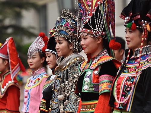 郝云华:楚雄彝族服饰的种类与文化内涵