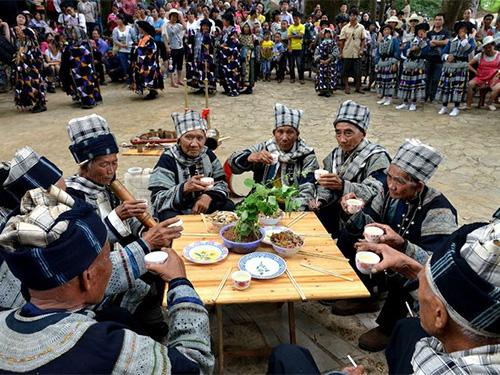 王光荣 王春燕:芒佐支系彝族酒礼歌的功能与传承