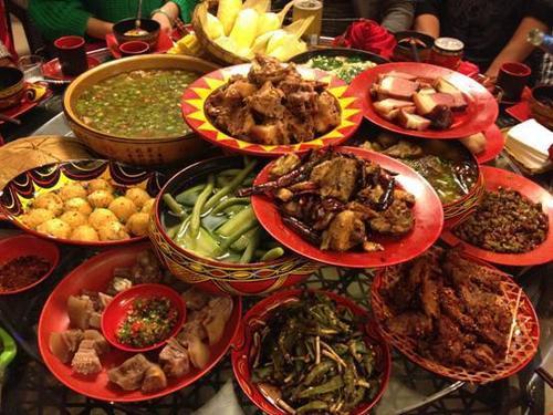彝族饮食文化拾遗