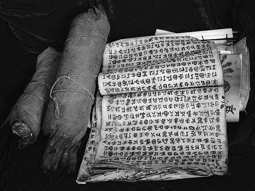 永恒的英雄:彝族毕摩文献中的支格阿龙与哈依迭古