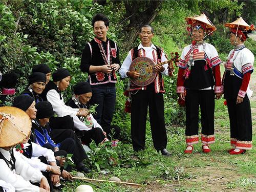 彝族音乐文化的结晶——彝族四腔