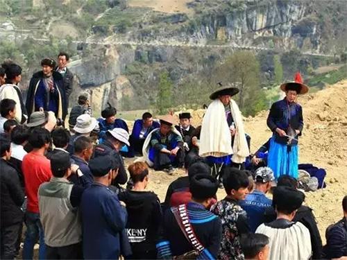简谈瓦岗所石沙玛母古彝族过彝历年的习俗