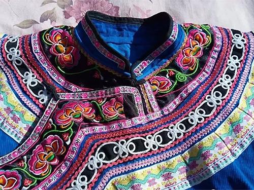 历史地理学视域下彝族密岔支系服饰的出现分布及文化衍生