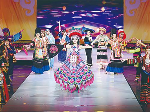 在保护传承中繁荣发展 ——永仁县民族文化保护传承硕果累累