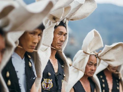 双柏2021彝族虎文化节开幕