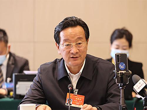 全国人大代表拉玛·兴高:以铸牢中华民族共同体意识为主线 统筹推进民族团结进步示范区建设