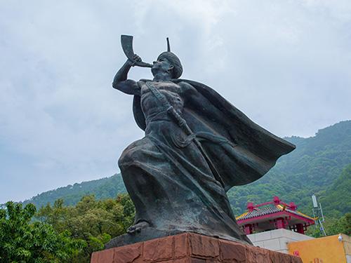 彝族祖先支格阿鲁传说追源