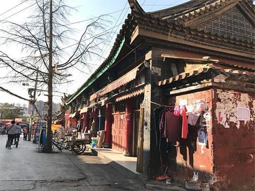 实拍:昆明市中的彝族社区子君村