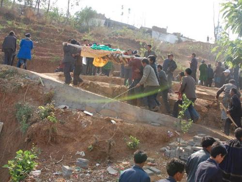 凉山彝族丧葬习俗的社会功能探析——以甘洛县为例