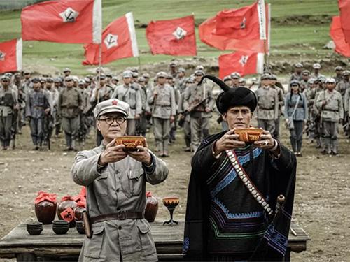 彝海结盟是民族工作的光辉典范