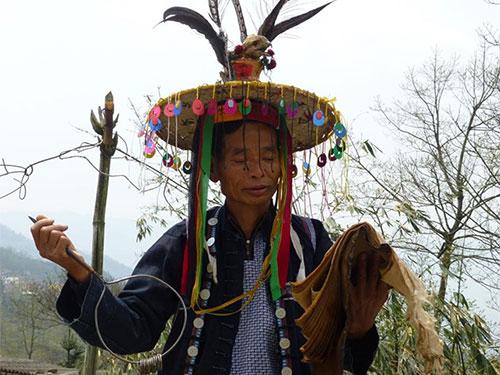 师有福:博大精湛的彝族毕摩文化