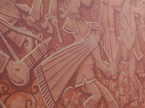 史前民族图画文字与中国彝文刻画史源研究