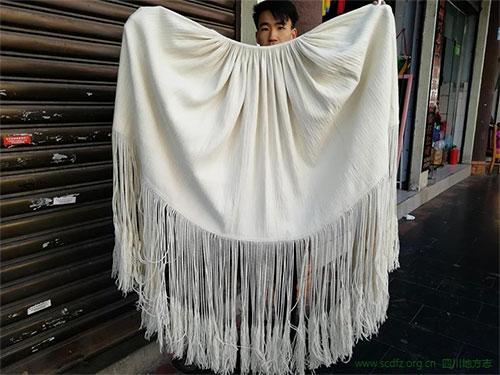 族群标识与象征——凉山彝族披衣服饰的符号指向初探
