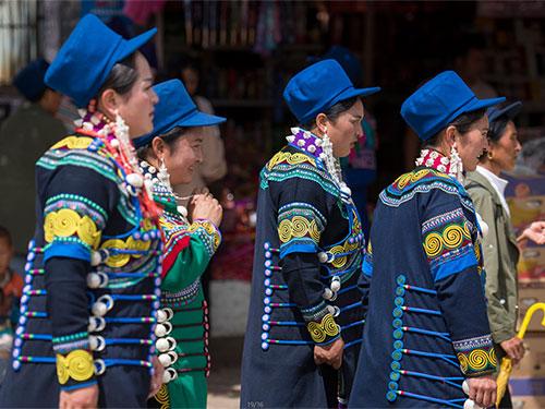 凉山彝族常装服饰中的平常美学