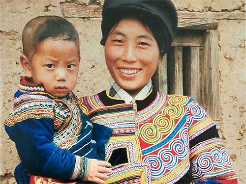 小凉山彝族服饰特点、图案(图片)的文化内涵及现实意义