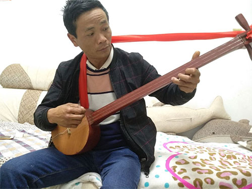 巍山彝族打歌的现代传承——以乐器为主
