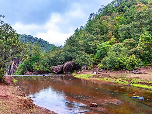 武定县水城村依托生态旅游释放生态红利