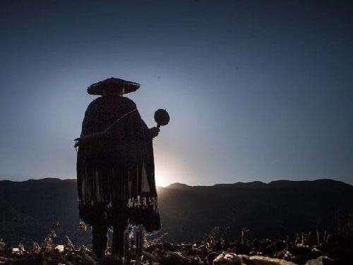 大凉山地区彝族的部分家支迁徙