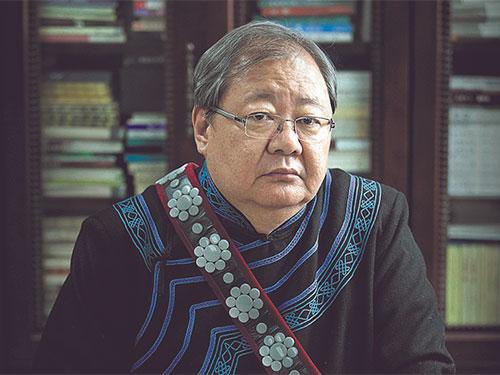 吉狄马加:抒写中华民族新的伟大史诗