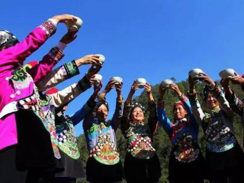 彝族酒文化中的音乐性