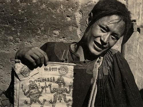 中国影像人类学先驱庄学本镜头下的彝族信仰和生活影像