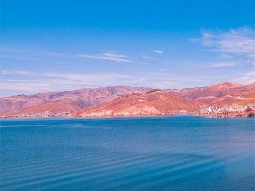 李代珠:洱海湖边行