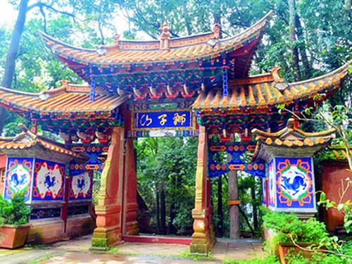 武定县:绘制旅游新画卷